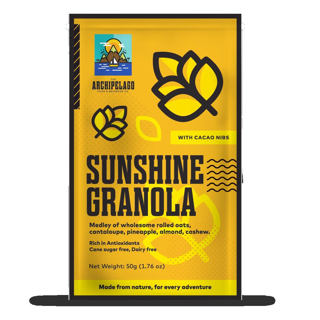 NCF Product List_Archipelago Sunshine Granola
