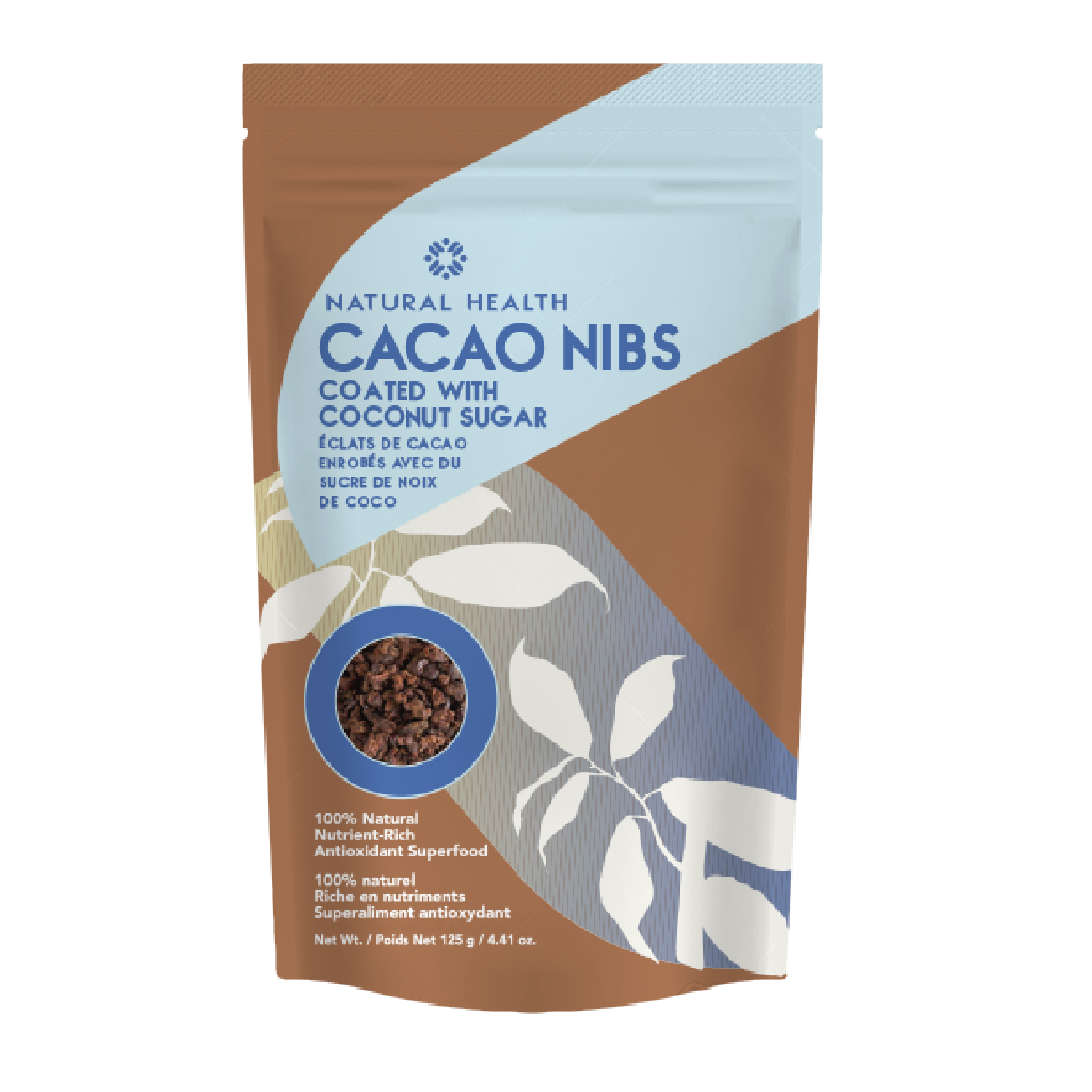 NCF Product List_Natural Health Coated Cacao Nibs